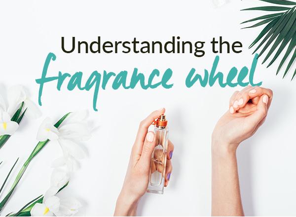 Understanding the fragrance wheel