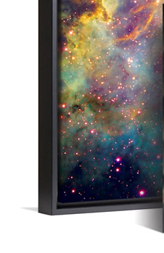 Rosette nebula NGC 2244 in Monoceros by Filipe Alves