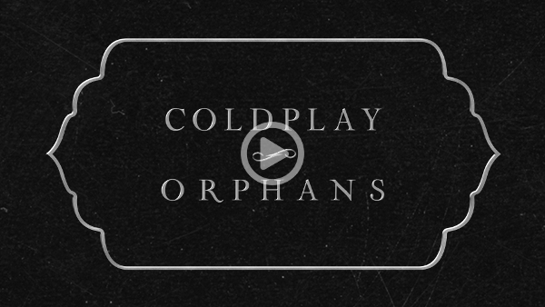 Coldplay Orphans Image