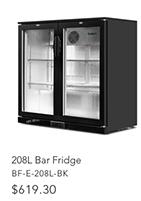 208L Bar Fridge