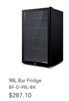 98L Bar Fridge