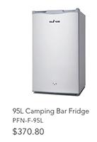 95L Camping Bar Fridge