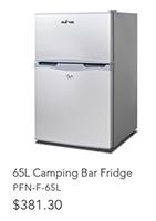 65L Camping Bar Fridge