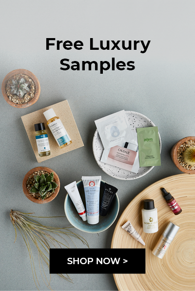 Free Luxury Samples