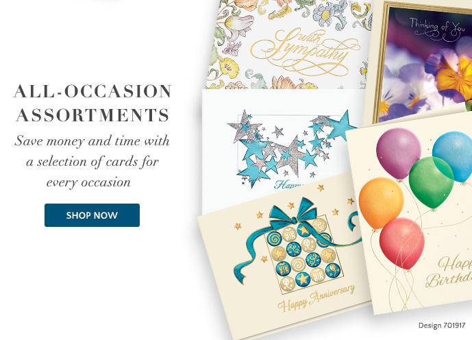 Shop All-Occasion Assortments