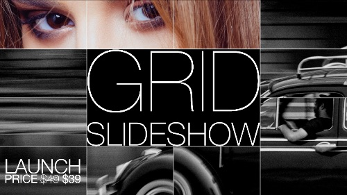 XEffects Grid Slideshow