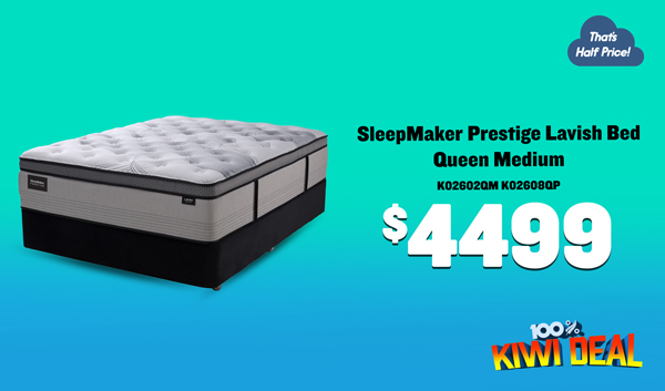 SleepMaker K02602QM K02608QP