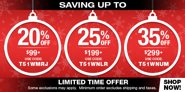 Save Up To 35%