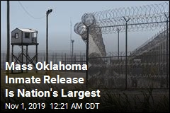 Mass Oklahoma Inmate Release Is Nation's Largest