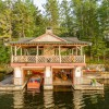 FABULOUS GILDED AGE WATERFRONT CAMP