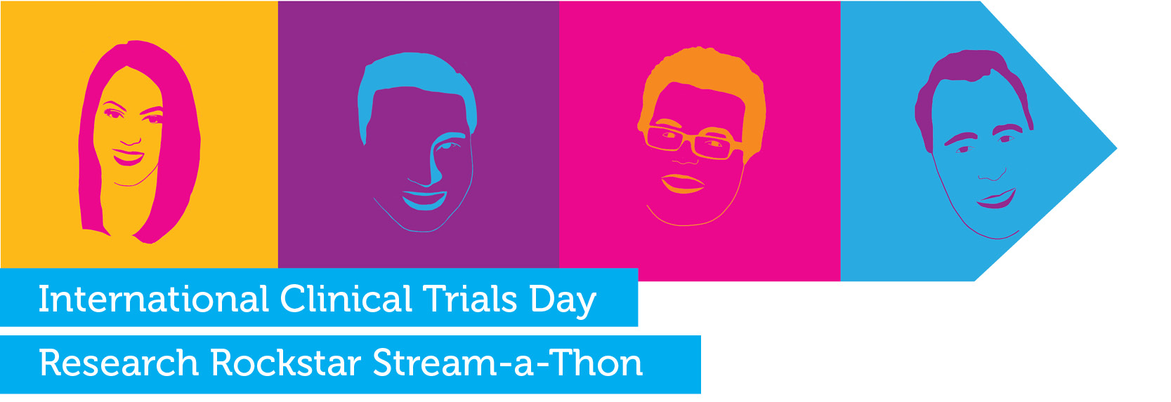 International Clinical Trials Day – Research Rockstar Stream-a-Thon