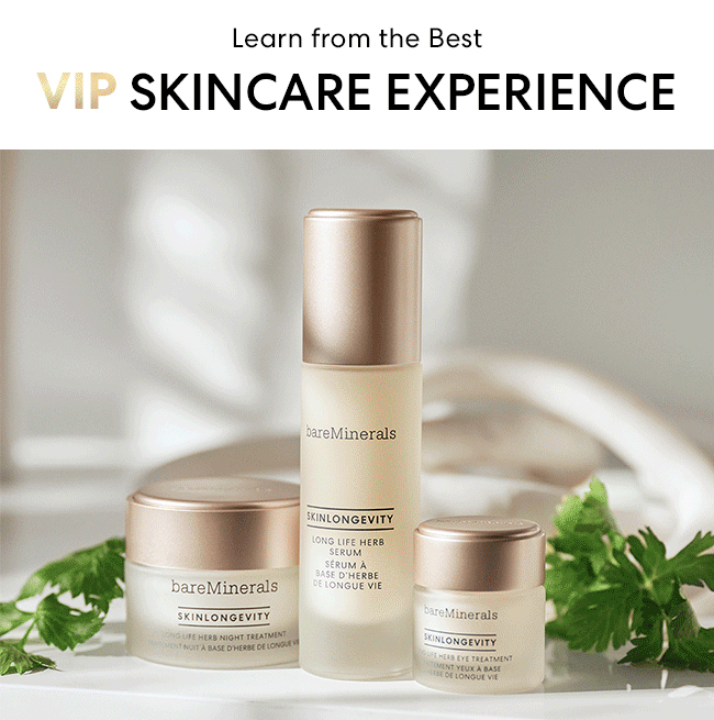 Learn from the Best VIP Skincare Experience