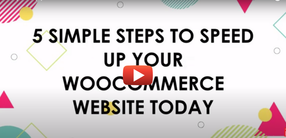 Steps to Speed Up your WooCommerce Website