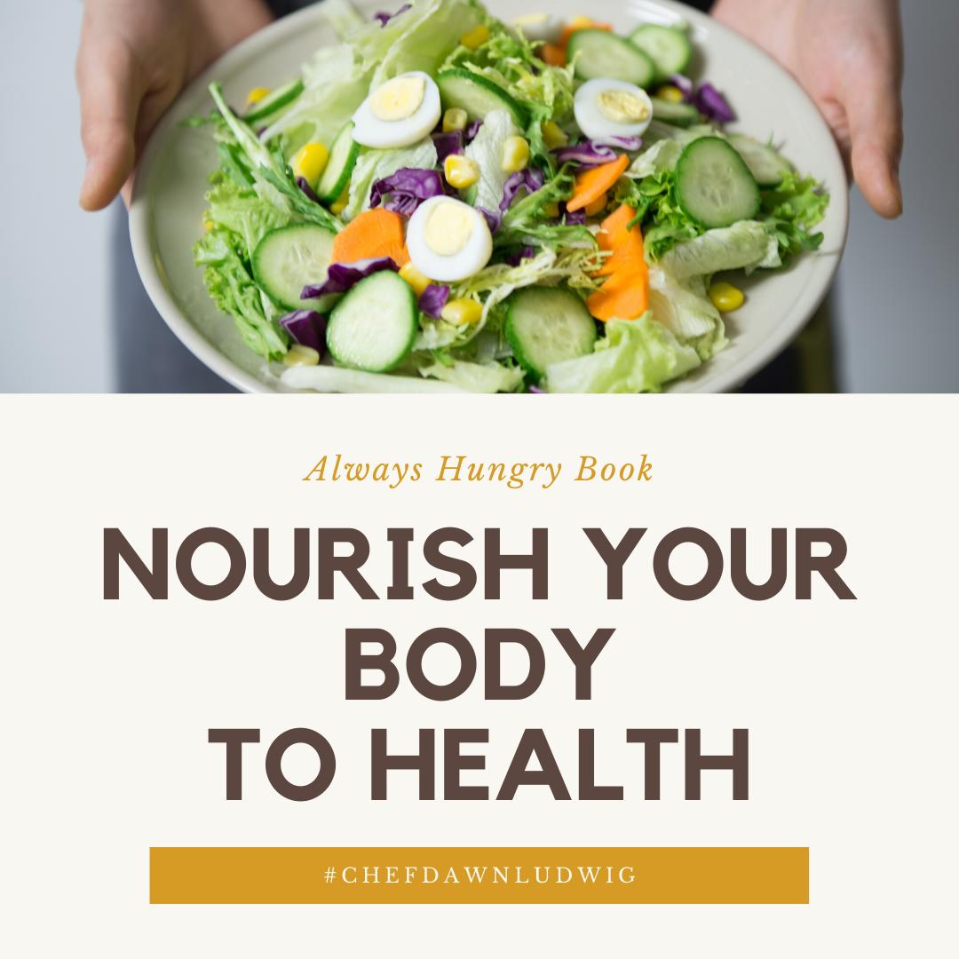 Nourish Your body to health 1