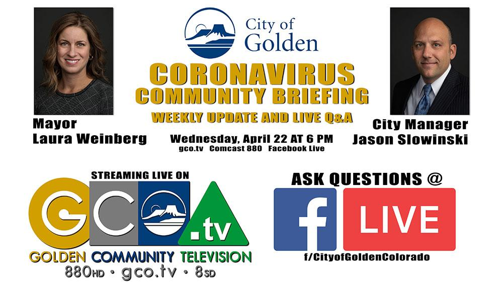 Community Briefing April 21 2020