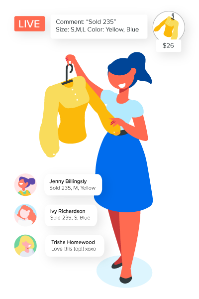 Connect with your shoppers effortlessly!