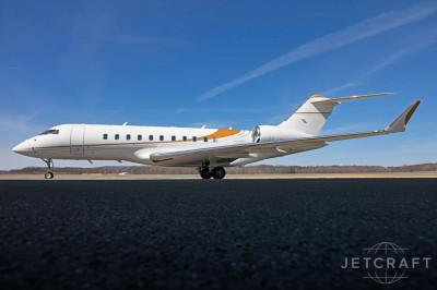 2018 Bombardier Global 5000