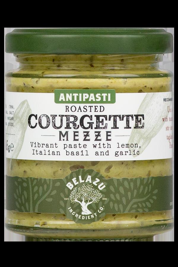 Courgette Mezze