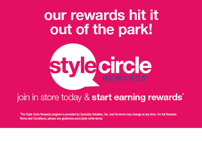 Our rewards hit it out of the park!