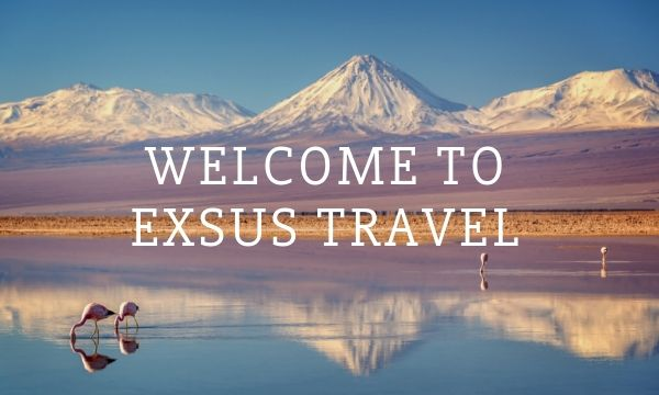 Welcome To Exsus Travel