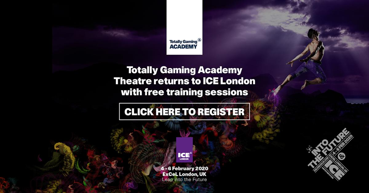 Totally Gaming Academy Theatre at ICE London