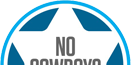 NoCowboys logo. Here to help.