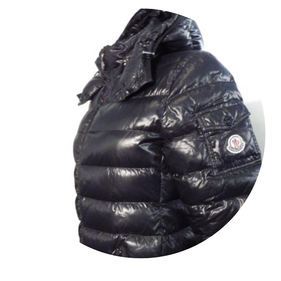 Moncler Women's Long Puffer Coat Black