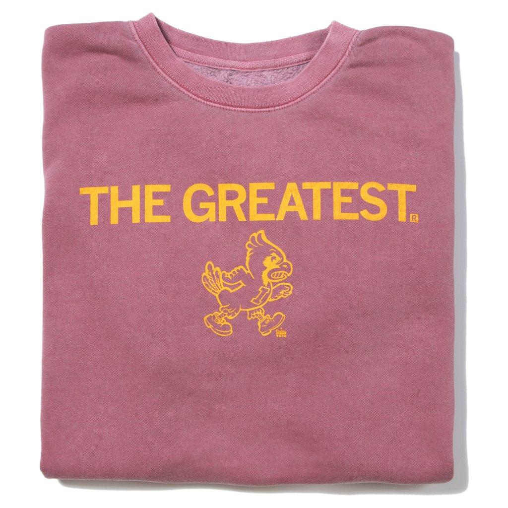 The Greatest - Cy Crew Sweatshirt