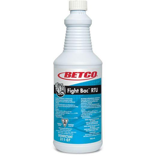 Betco Fight-BacT RTU Broad Spectrum Disinfectant Cleaner