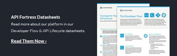 API Fortress Datasheets
