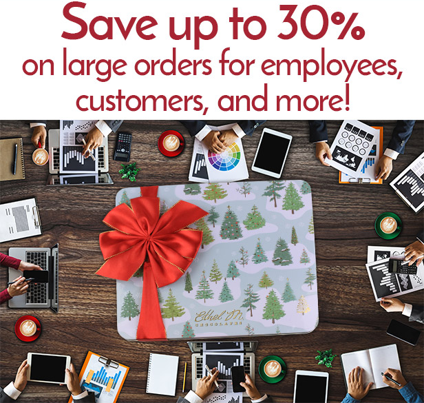 Business Gifts & Volume Discounts up to 30%