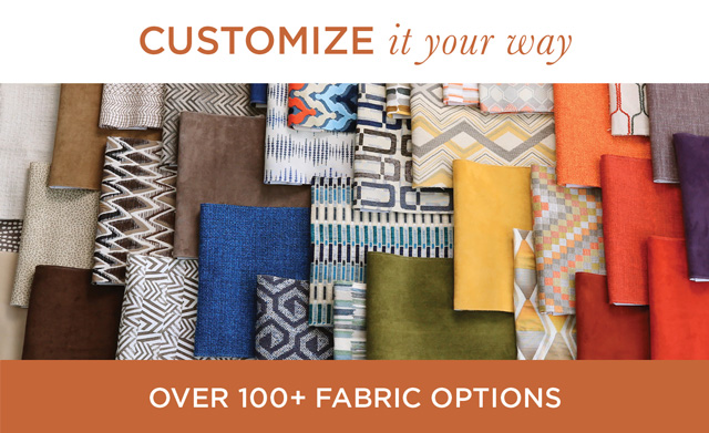 Customize it your way
