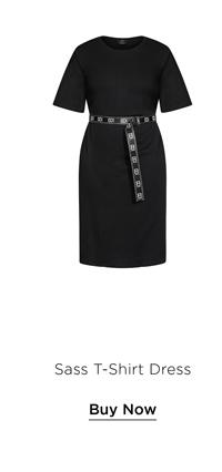 Sass T-Shirt Dress
