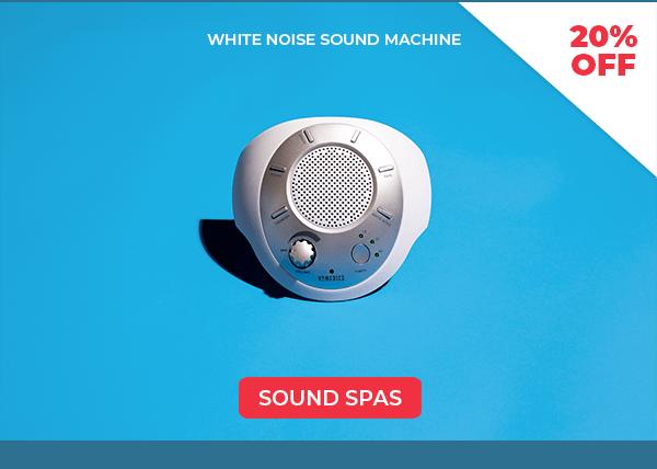 Shop Sound Spas