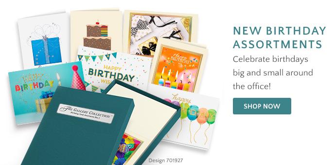 Shop Birthday Assortments