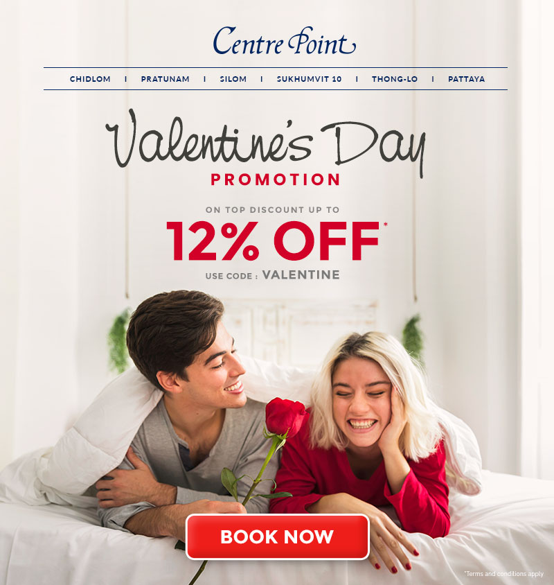 Valentine's Day Promotion, on top discount up to 12% off. Use code: VALENTINE