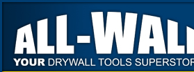 All-Wall - Your Drywall Tools Superstore