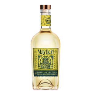 Mayfield Elderflower & Peach Gin Liqueur 500ml