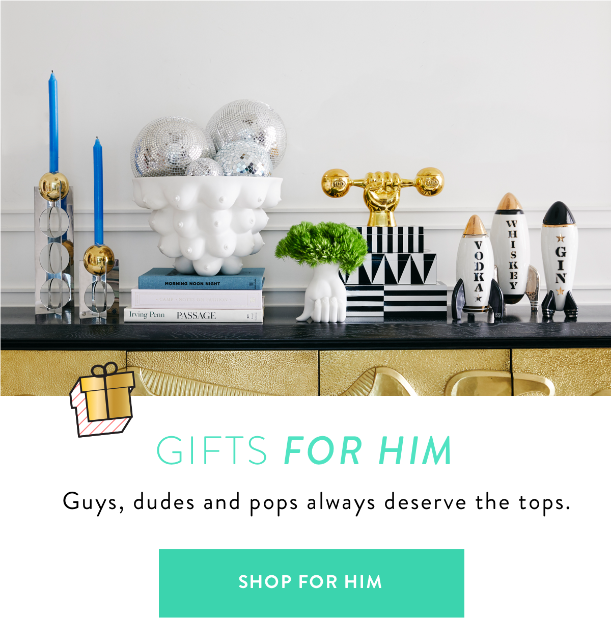 Holiday Gifts For Him | Shop Now