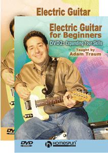 Traum Adam - Electric Guitar for Beginners - set