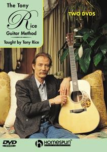 Tony Rice Guitar Method