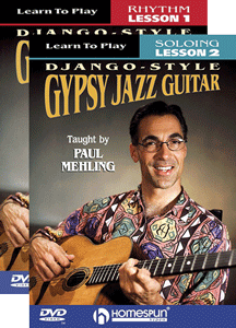 Paul Mehling - Django Gypsy set