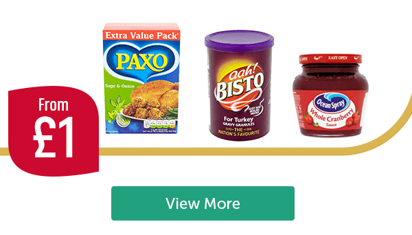 From �Extra Value Pack Paxo Sage & Onion Bisto For Turkey Ocean Spray Whole Cranberry View More