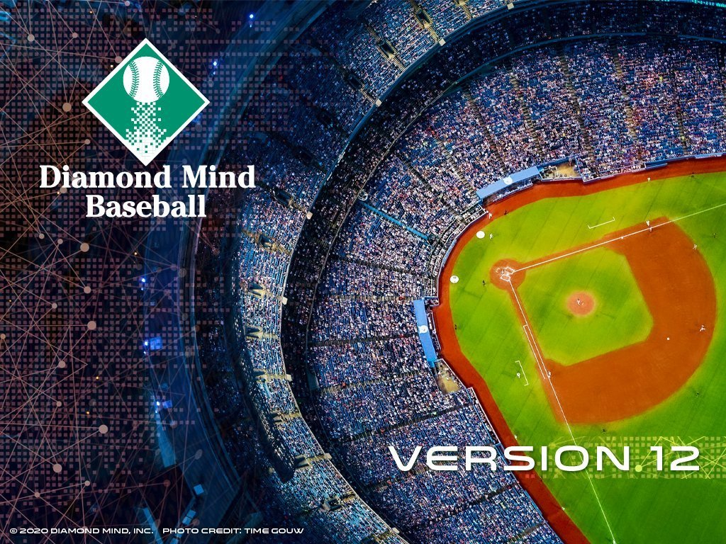 Diamond Mind Baseball: Version 12