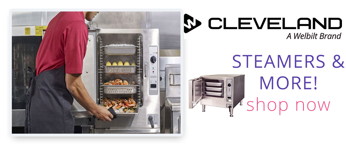 Cleveland Range Free Shipping Ends Soon!