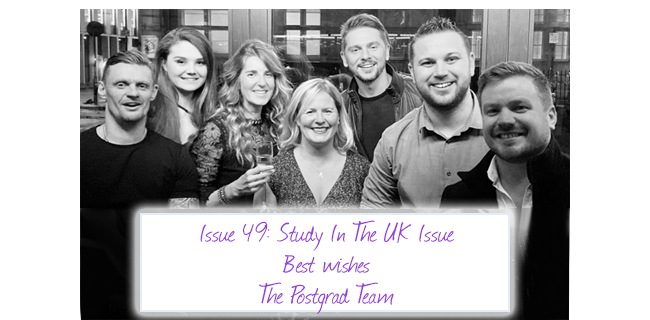 49: Study In The UK Issue