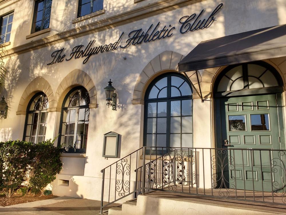 The Hollywood Athletic Club