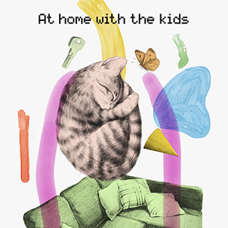 At home with the kids - Available August 28th