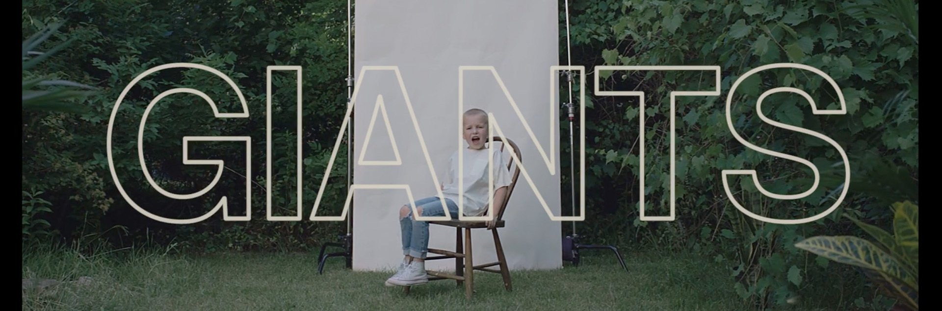 Matt Maeson - Giants (from At home with the kids) (Official Lyric Video)