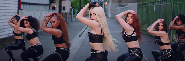 Ava Max - Who''s Laughing Now (Official Music Video) Image